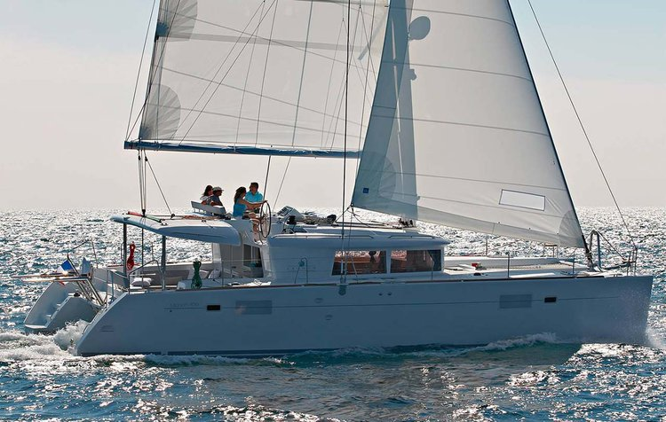 45.0 feet Lagoon-Bénéteau in great shape