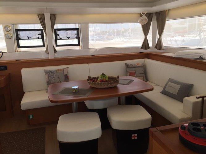 Catamaran boat rental in Athens - Marina Alimos (Kalamaki),
