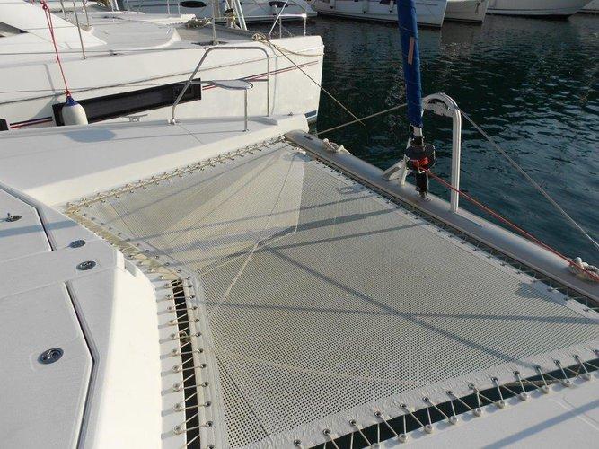 Leopard's 37.0 feet in Aegean