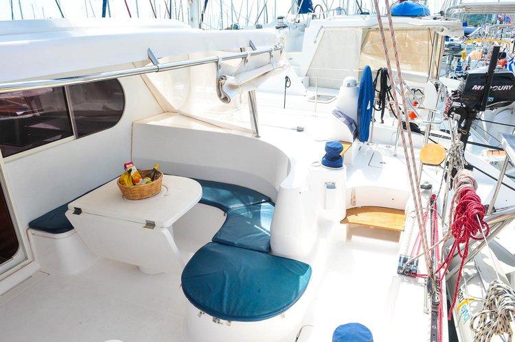 Nautitech Rochefort's 44.0 feet in Ionian Islands