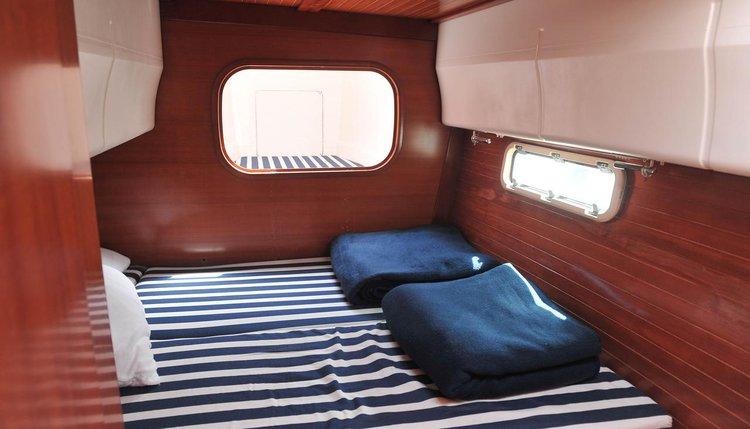 Boat for rent Nautitech Rochefort 44.0 feet in Corfu (Gouvia marina),