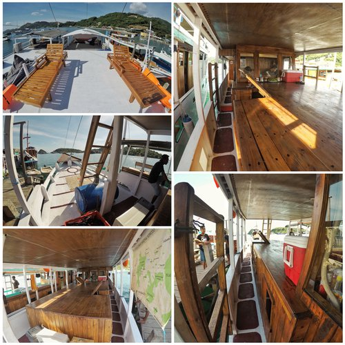Boating is fun with a Classic in Labuan Bajo