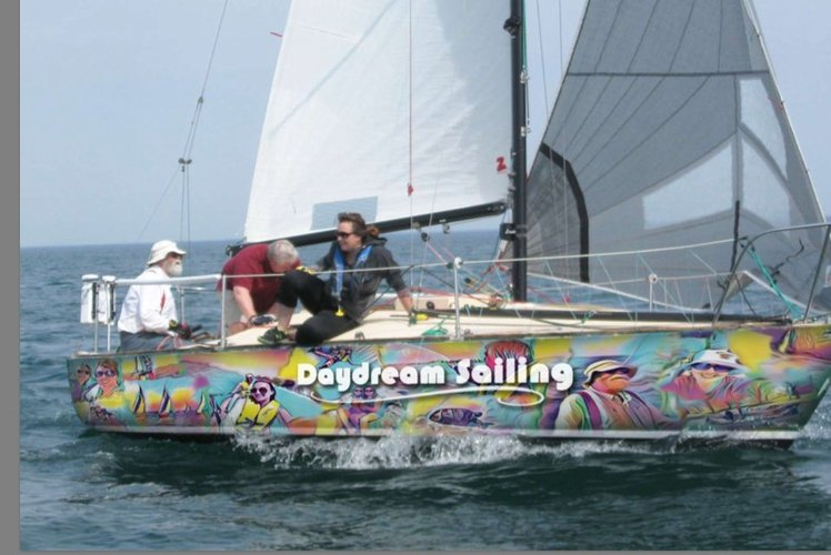 Daydream Sailing, LLC for the SAVY and SEXY sailor in Sodus, NY   seeya soon