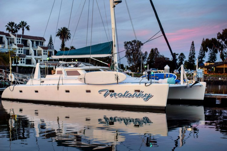 Catamaran boat rental in Hyatt Regency Mission Bay Spa and Marina, CA