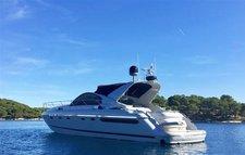 thumbnail-1 Fairline Boats 51.0 feet, boat for rent in Split region, HR