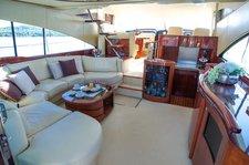 thumbnail-8 Fairline Boats 58.0 feet, boat for rent in Zadar region, HR