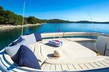 thumbnail-16 Fairline Boats 58.0 feet, boat for rent in Zadar region, HR