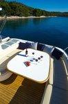 thumbnail-5 Fairline Boats 58.0 feet, boat for rent in Zadar region, HR