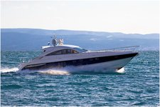 thumbnail-1 Fairline Boats 63.0 feet, boat for rent in Split region, HR