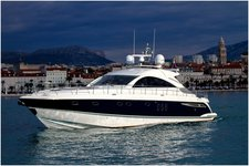 thumbnail-6 Fairline Boats 63.0 feet, boat for rent in Split region, HR