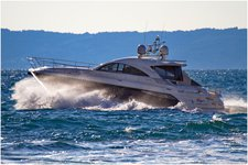 thumbnail-4 Fairline Boats 63.0 feet, boat for rent in Split region, HR