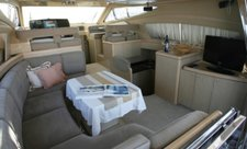 thumbnail-10 Ferretti Yachts Group 47.0 feet, boat for rent in Split region, HR