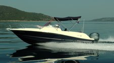 thumbnail-1 Jeanneau 23.0 feet, boat for rent in Split region, HR