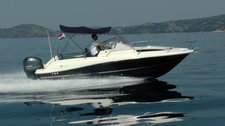 thumbnail-2 Jeanneau 23.0 feet, boat for rent in Split region, HR