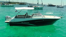 thumbnail-1 Jeanneau 24.0 feet, boat for rent in Split region, HR