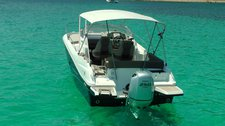 thumbnail-3 Jeanneau 24.0 feet, boat for rent in Split region, HR