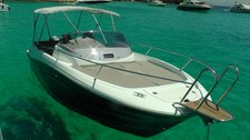 thumbnail-4 Jeanneau 24.0 feet, boat for rent in Split region, HR