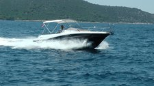 thumbnail-2 Jeanneau 24.0 feet, boat for rent in Split region, HR