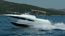 thumbnail-1 Jeanneau 27.0 feet, boat for rent in Split region, HR