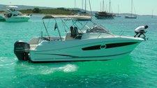 thumbnail-7 Jeanneau 27.0 feet, boat for rent in Split region, HR