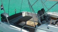 thumbnail-5 Jeanneau 27.0 feet, boat for rent in Split region, HR