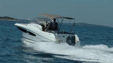 thumbnail-4 Jeanneau 27.0 feet, boat for rent in Split region, HR