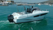 thumbnail-13 Jeanneau 27.0 feet, boat for rent in Split region, HR