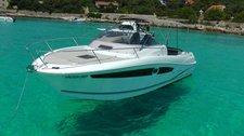 thumbnail-3 Jeanneau 27.0 feet, boat for rent in Split region, HR
