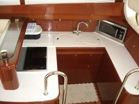 thumbnail-3 Jeanneau 47.0 feet, boat for rent in Split region, HR