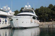 thumbnail-17 Maiora - Fipa Group 75.0 feet, boat for rent in Split region, HR