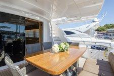 thumbnail-7 Maiora - Fipa Group 75.0 feet, boat for rent in Split region, HR