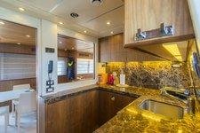 thumbnail-31 Maiora - Fipa Group 75.0 feet, boat for rent in Split region, HR