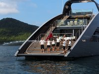 thumbnail-11 Norman Foster 135.0 feet, boat for rent in Pattaya, TH