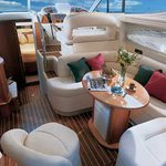 thumbnail-3 Sealine 38.0 feet, boat for rent in Split region, HR