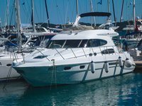 thumbnail-1 Sealine 46.0 feet, boat for rent in Split region, HR