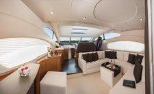 thumbnail-6 Sunseeker International 64.0 feet, boat for rent in Split region, HR