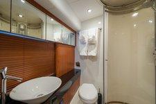 thumbnail-11 Sunseeker International 72.0 feet, boat for rent in Split region, HR