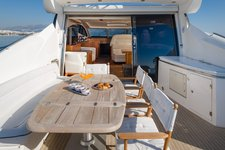 thumbnail-6 Sunseeker International 72.0 feet, boat for rent in Split region, HR