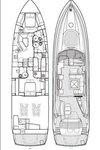 thumbnail-14 Sunseeker International 72.0 feet, boat for rent in Split region, HR