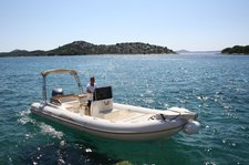 thumbnail-6 BSC 23.0 feet, boat for rent in Zadar region, HR
