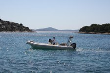 thumbnail-4 BSC 23.0 feet, boat for rent in Zadar region, HR