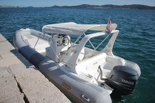 thumbnail-2 Bat 19.0 feet, boat for rent in Zadar region, HR