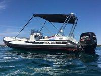 thumbnail-2 ZAR FORMENTI SRL 17.0 feet, boat for rent in Zadar region, HR