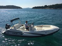 thumbnail-1 ZAR FORMENTI SRL 18.0 feet, boat for rent in Zadar region, HR