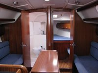 thumbnail-4 Bavaria Yachtbau 37.0 feet, boat for rent in Kvarner, HR