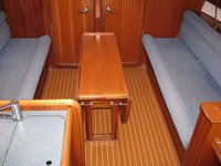 thumbnail-12 Bavaria Yachtbau 37.0 feet, boat for rent in Kvarner, HR