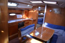 thumbnail-7 Bavaria Yachtbau 39.0 feet, boat for rent in Saronic Gulf, GR