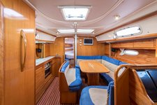 thumbnail-12 Bavaria Yachtbau 39.0 feet, boat for rent in Saronic Gulf, GR
