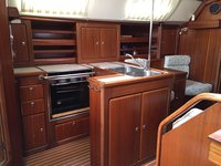 thumbnail-10 Bavaria Yachtbau 40.0 feet, boat for rent in Istra, HR