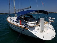 thumbnail-4 Bavaria Yachtbau 45.0 feet, boat for rent in Šibenik region, HR